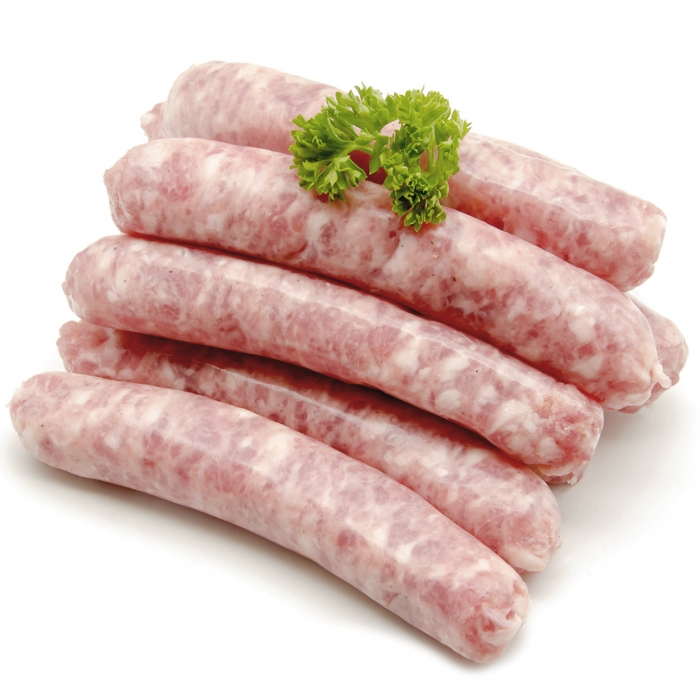 Italian Pork Mild No Fennel Sausages x6